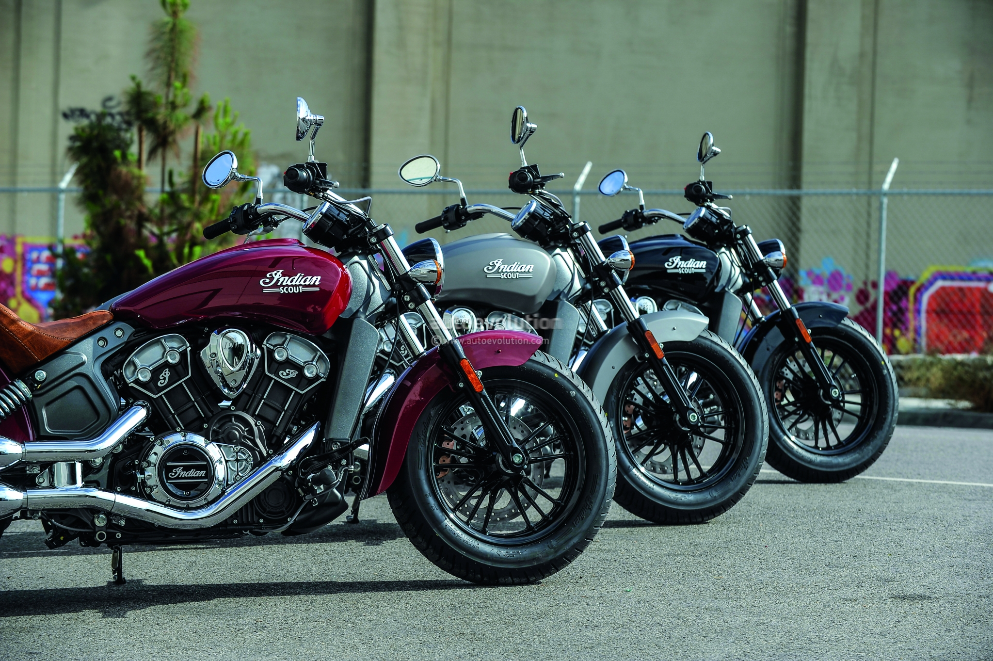 New Indian Scout 2015