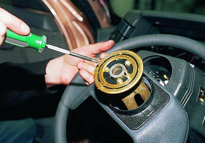 Как сделать руль для ваз