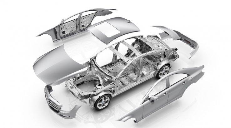 Кузовной ремонт: виды работ
