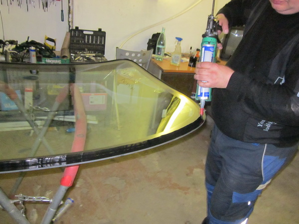 Как сделать стекла для автомобильных