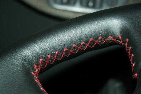 Как перетянуть руль кожей своими руками