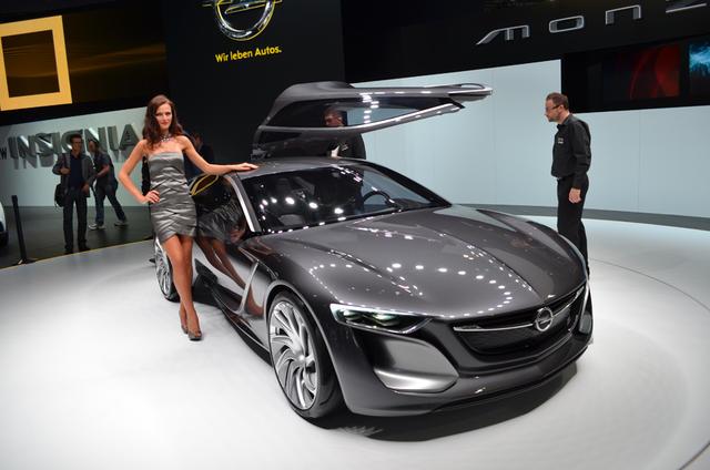 Opel Monza повлияет на следующий Buick Regal