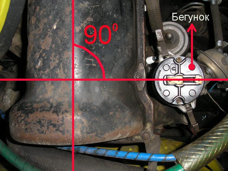 система зажигания ВАЗ-2107