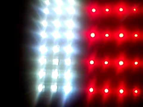 Установка светодиодов