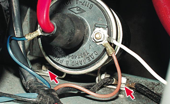 Фото №22 - ВАЗ греется катушка зажигания 2110