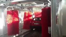 Туннельная автомойка Istobal