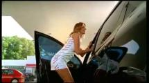Сексуальная реклама автомойки Sexy girls in a carwash, funny commercial