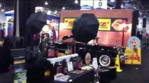 The Carwash show 2013- SIMONIZ