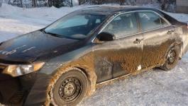 Как мыть автомобиль зимой