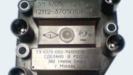 Модуль зажигания ваз 2115