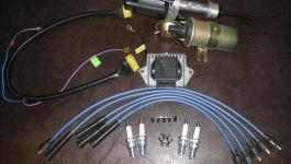 Монтаж бесконтактной системы зажигания на ВАЗ-2107