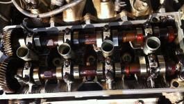 Промывка двигателя соляркой