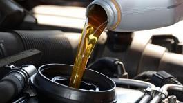 Замена моторного масла в двигателе