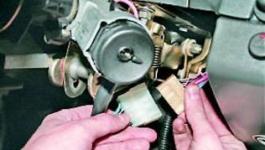 Замена замка зажигания ВАЗ- 2110