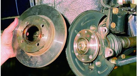 Что такое тормозной диск
