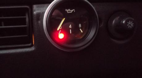 Давление масла в двигателе ВАЗ