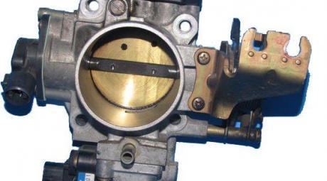 Дроссельные заслонки увеличенного внутреннего диаметра