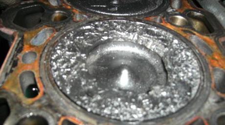 Двигатель в разнос
