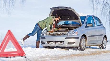 Как завести двигатель зимой