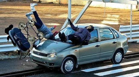 Наезд на пешехода - отвественность