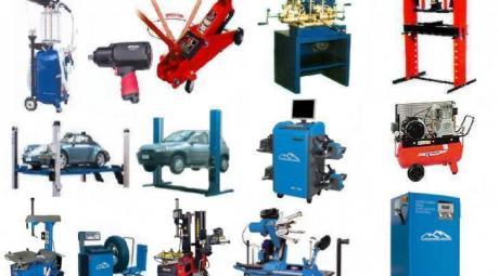 Какое купить оборудование для шиномонтажа