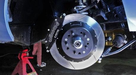 Сильно греются передние тормозные диски