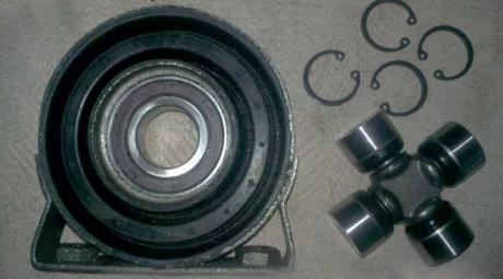 Подвесной подшипник карданного вала ВАЗ