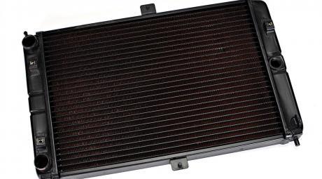 Радиатор охлаждения двигателя ВАЗ