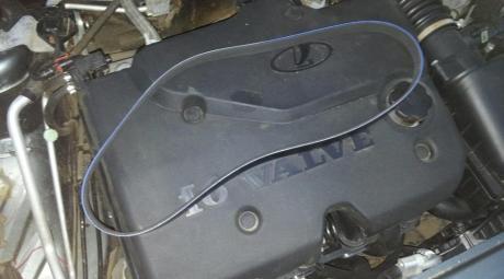 Ремень генератора Лада Приора