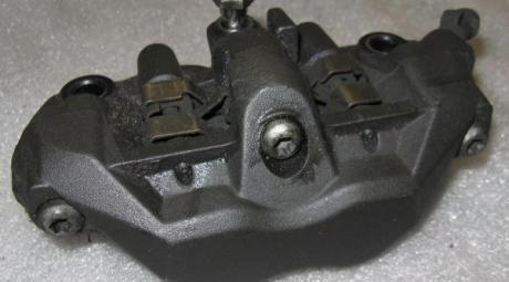 Тормозной суппорт передний
