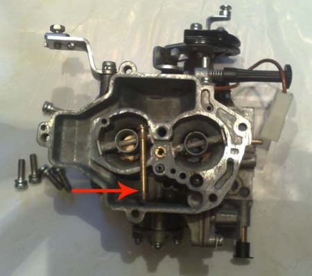Как отрегулировать карбюратор ВАЗ-2107