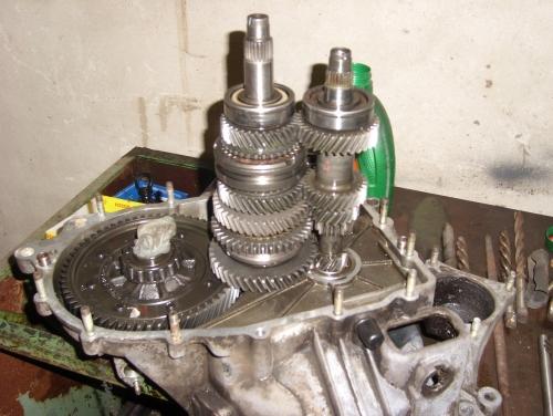 razborka kpp vaz 2109 - Ремонт кпп на ваз 2109- устройство и ремонт, снятие и установка