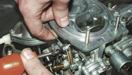 Как отрегулировать карбюратор ВАЗ 2107