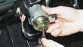 Как заменить замок зажигания на автомобилях ВАЗ