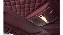 Из каких материалов выполняется перетяжка потолка автомобиля?