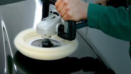 Особенности машинной полировки кузова автомобиля