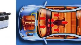 Предпусковой подогрев двигателя