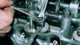 Регулировка клапанов двигателя ВАЗ