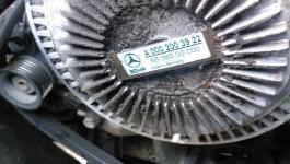 Вискомуфта вентилятора охлаждения