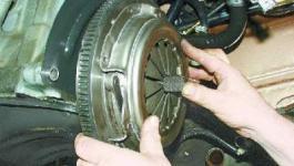 Замена сцепления ВАЗ-2112