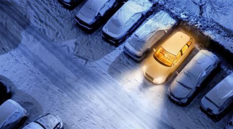 Автозапуск двигателя зимой