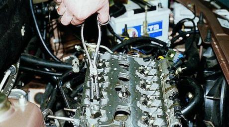 Клапаны двигателя ВАЗ