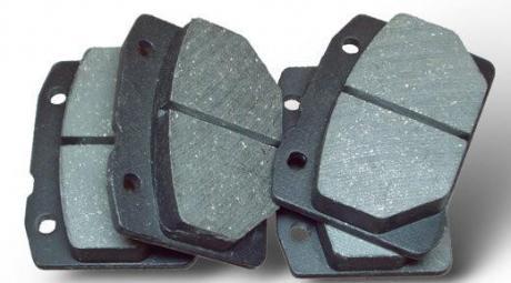 Передние тормозные колодки для автомобилей ВАЗ