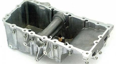 Поддон картера двигателя