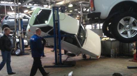 Последствия нарушения правил безопасности при ремонте автомобиля
