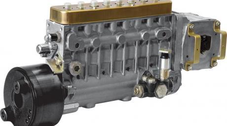 Рядный ТНВД для 8-цилиндрового двигателя
