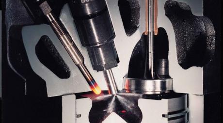 Свеча накаливания для дизельного двигателя