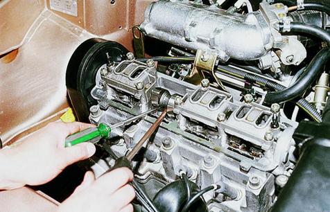 8-ми клапанный двигатель