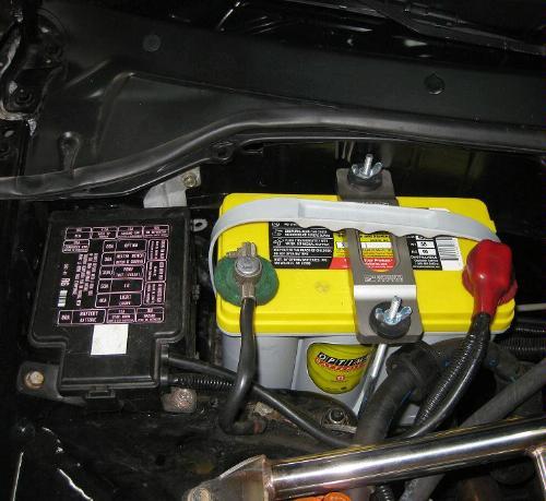 Аккумуляторы автомобильные гелевые