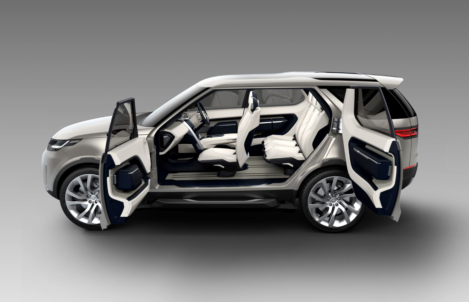 Аксессуары для Land Rover